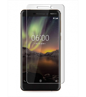 5D Screen Protector Tempered Glass Nokia 6 (2018)