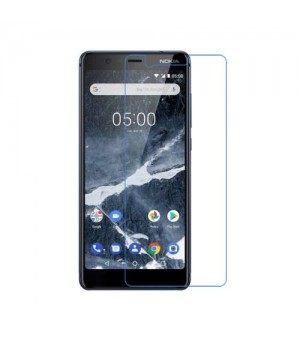 5D Screen Protector Tempered Glass Nokia 7.1