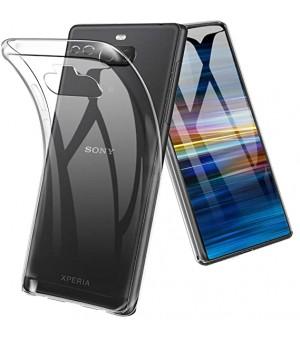 PM - Silicone Case Sony Xperia 10 - Clear