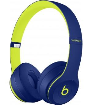 Beats by Dr. Dre Solo 3 Wireless Pop Indigo