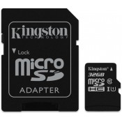 Kingston 32GB MicroSD Geheugenkaart