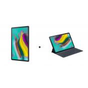 "Samsung Galaxy Tab S5e 10.5"" 64GB T720 Wifi Zilver + Samsung Keyboard Cover Black Galaxy Tab S5e"