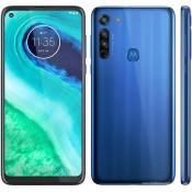 Motorola Moto G8 64GB Blauw