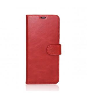 Rico Vitello Genuine Leather Wallet iPhone 11 Pro Max Rood