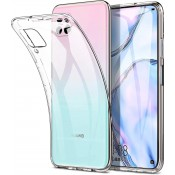 PM Silicone Case Huawei P40 lite Clear