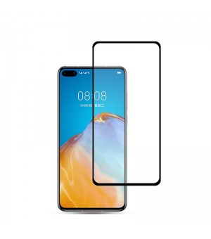 9H - Full Screen Protector Tempered Glass Huawei P40