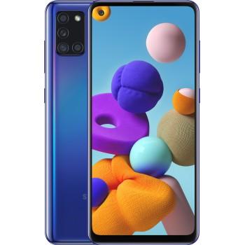 Samsung Galaxy A21s 128GB Blauw