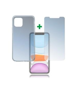 4smarts 360 Beschermingsset iPhone 11 Pro Max Clear