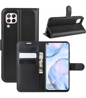 PM - Book Case Huawei P40 - Zwart