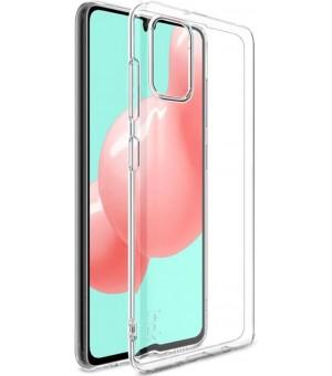 PM SILICONE CASE Samsung Galaxy A41 Clear