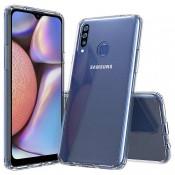 PM SILICONE CASE Samsung Galaxy A20s Clear