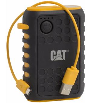 CAT Rugged Powerbank 10.000mAh Zwart