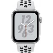 Tweede Kans Apple Watch Series 4 40MM Nike+ 4G Zilver Sportband