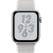 Apple Watch Series 4 40MM Nike+ GPS/4G MTXH2FD/A Aluminium Zilver