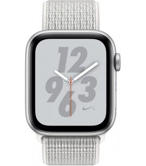 Apple Watch Series 4 40MM Nike+ 4G Aluminium Zilver