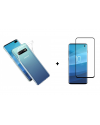 PM Transparant Siliconen Hoes + Screen Protector Galaxy S10