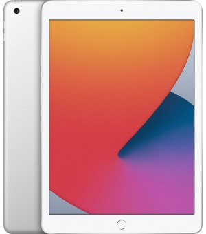 Apple iPad 2020 10.2 32GB WiFi Zilver