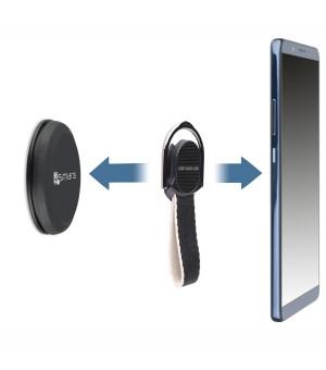 4smarts UltiMAG Allround Magnetic Houder Zwart