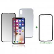 4Smarts Beschermingsset iPhone XS Max
