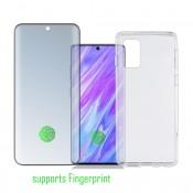 4smarts Beschermingsset UltraSonix Samsung Galaxy S20 Ultra 5G