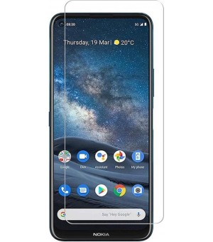 5D Screen Protector Tempered Glass Nokia 8.3