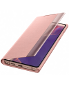 Samsung Note 20 Clear View Cover EF-ZN980 Brons