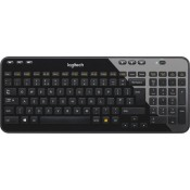 Logitech K360 Draadloze Toetsenbord QWERTY Zwart