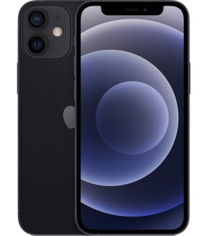Apple iPhone 12 Mini 128GB Zwart