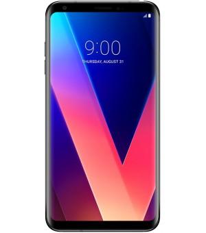 LG V30+ ThinQ 128GB Zwart