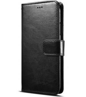 PM Book Case Galaxy S20 FE Zwart