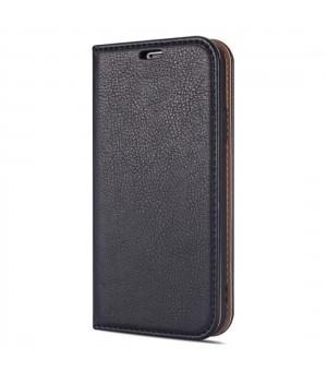 Rico Vitello Magnetic Book Case iPhone 12 Pro Zwart