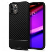 Spigen Core Armor Case iPhone 12 Pro / iPhone 12 Zwart