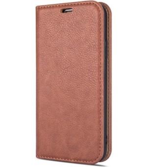 Rico Vitello Magnetic Book Case Galaxy A50 Bruin