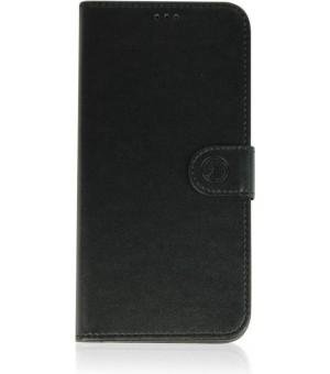 Rico Vitello Genuine Leather Wallet Samsung Galaxy S20 Ultra Zwart