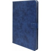 Rico Vitello Bookcover iPad 10.2 2019 / 2020 Donker Blauw