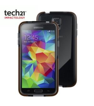 Tech21 Galaxy S5 Impact Mesh Case Grijs