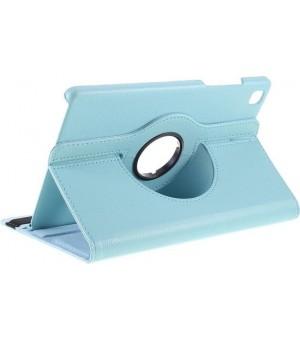 PM - 360 Rotating Stand & Case Galaxy Tab S5e (T720/T725) Licht Blauw