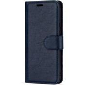 Rico Vitello Book Case iPhone 12 Mini Blauw