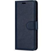 Rico Vitello Book Case iPhone 12 Pro Max Blauw