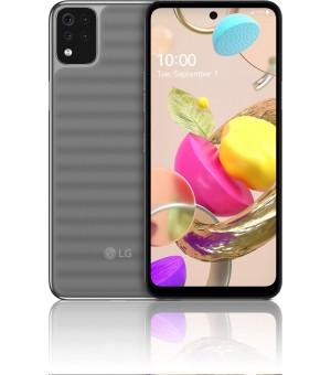 LG K42 64GB Grijs
