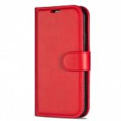 Rico Vitello Book Case iPhone 12 Pro Max Rood