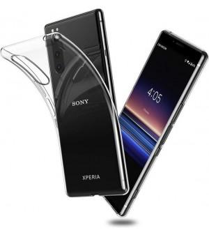 PM Silicone Case Sony Xperia 5 Clear