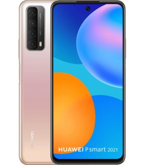 Huawei P Smart 2021 128GB Goud Geen Google Play Services