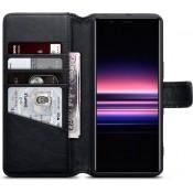 PM  Book Case Sony Xperia 5  Zwart