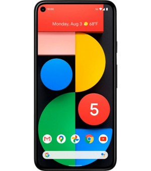 Google Pixel 5 5G 128GB Zwart