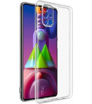 PM Silicone Case Samsung Galaxy M51 Clear
