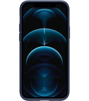 Spigen Liquid Air iPhone 12/12 Pro ACS02250 Donkerblauw