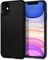Spigen Liquid Air iPhone 11 076CS27184 Zwart