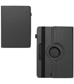 PM Universele Tablet Bookcase 360° Draaibaar 7/8 Inch Zwart