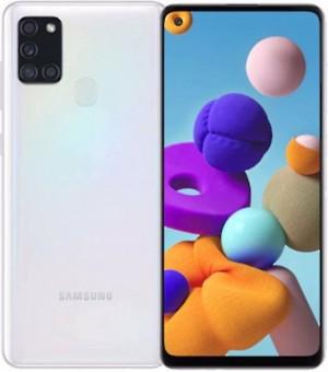 Samsung Galaxy A21s 64GB Wit
